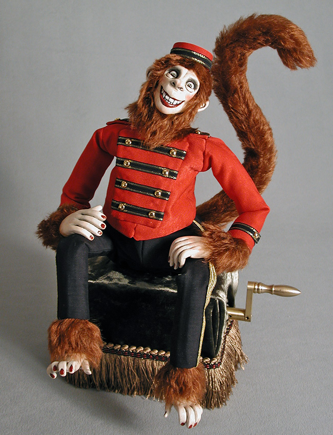 JoJo Monkey