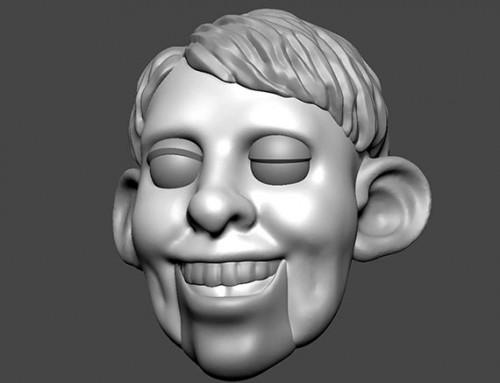 3D Sculpt : ZBrushCore