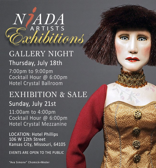 NIADA 2019 Artists exhibit