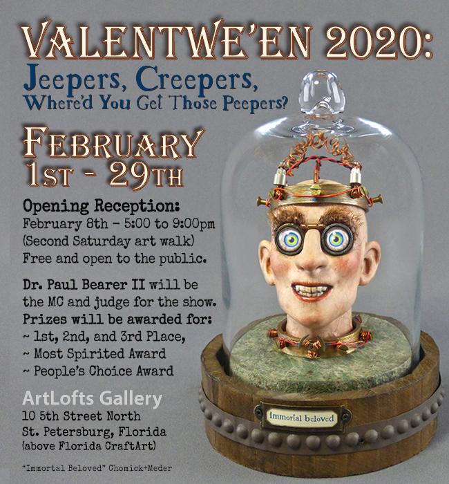 ArtLofts Valentween2020 Feb