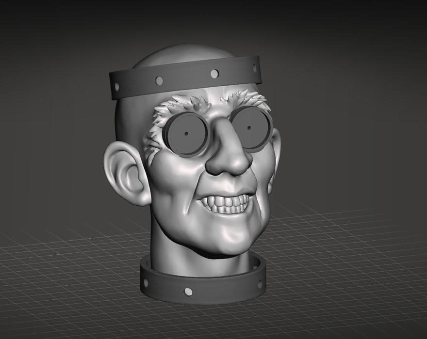 3D Sculpt using ZBrushCore